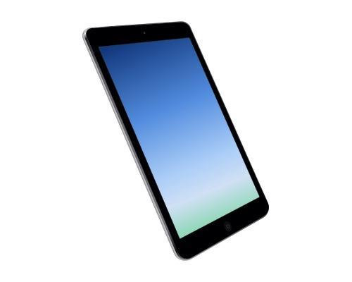 iPad_Mockup_Black平板模型-uikit.me