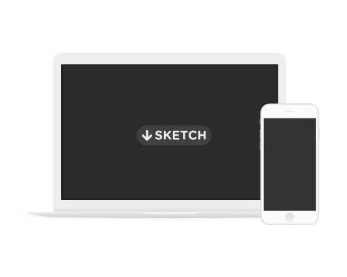 iPhone/Macbook_Mockup模型-uikit.me