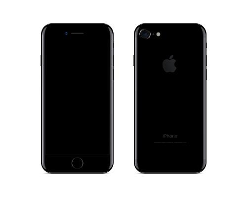iPhone7Black_Mockup手机模型-uikit.me