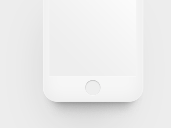 素雅的手机模型-uikit.me