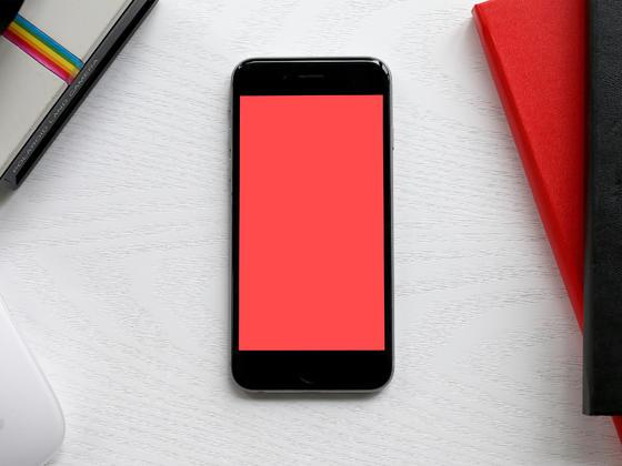 iphone6展示模版,一套6张。-uikit.me