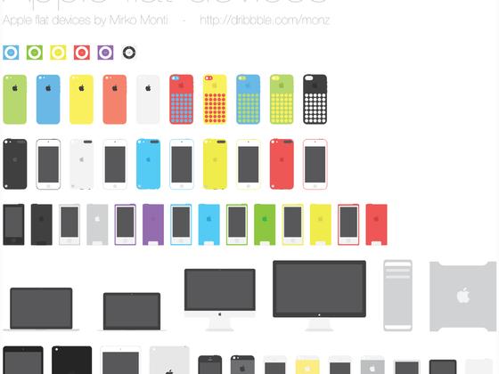 各种手机电脑模版-uikit.me