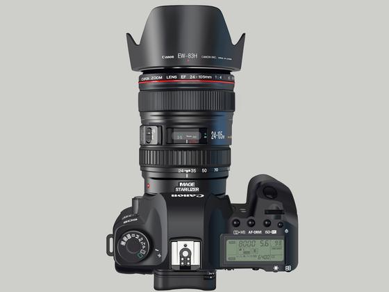 超写实相机(俯视图)-uikit.me