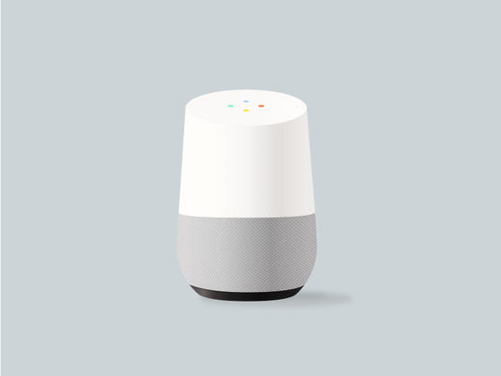 Google Home(Sketch)-uikit.me
